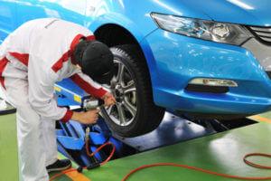 安心の点検整備車両保証つき